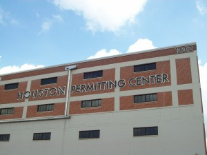 City Of Houston Permitting Center